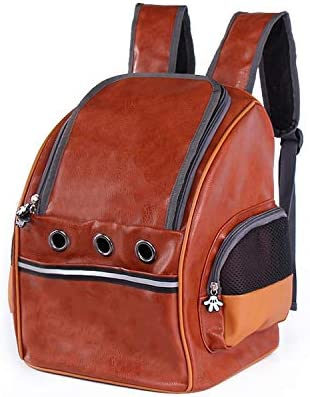 bf84085a173d Amazon.com : LIAOYLY Pet Dog Carriers Backpack Bags Cat Outdoor ...