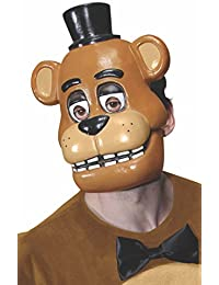 Rubies Costume Five Nights at Freddy's Freddy's Adult Half Mask