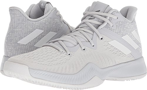 6fcfc0799b58dc Galleon - Adidas Men s MAD Bounce Light Grey Running White 11 D US