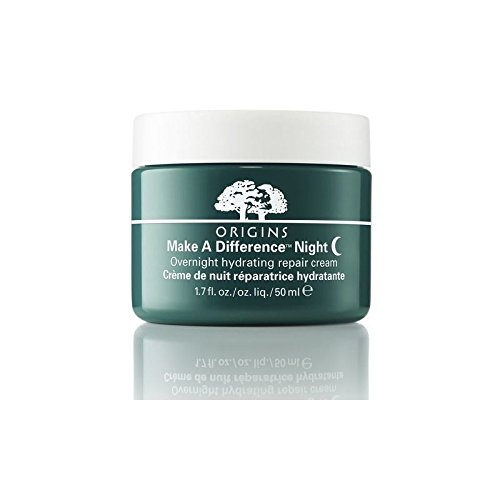 Origins Make A Difference Overnight Hydrating Repair Cream 50ml (Pack of 4)