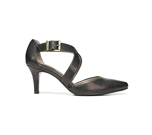 Lifestride Mujeres See This Dress Pump Bronce Glam