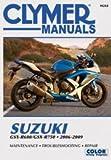 Suzuki GSX-R600/GSX-R750 Motorcycle Repair Manual: 2006-2009