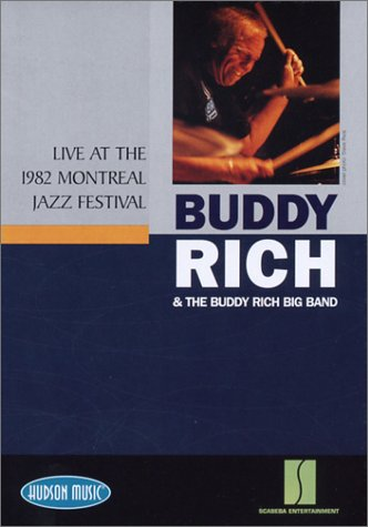 Buddy Rich Live At The 1982 Montreal Jazz Festival (includes Bonus CD)