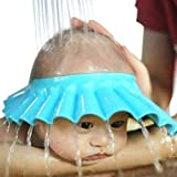 Buyers Choice Adjustable Baby Shower Cap (Prevents soap and Water from Entering Your Babies Eyes, While You Shampoo Their Hair)