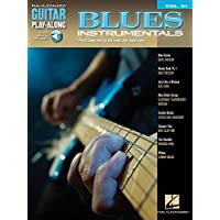 Blues Instrumentals: Guitar Play-Along Volume 91