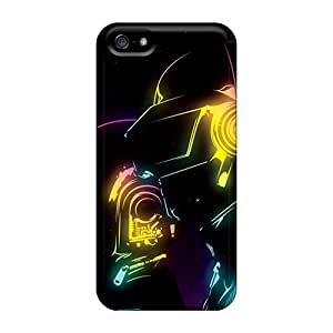 New Arrival Premium 5/5s Case Cover For Iphone (daft Punk)