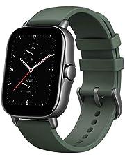 اميزفيت ساعة ذكية شريط متعددة متوافقة مع اندرويد,اخضر - GTS 2E