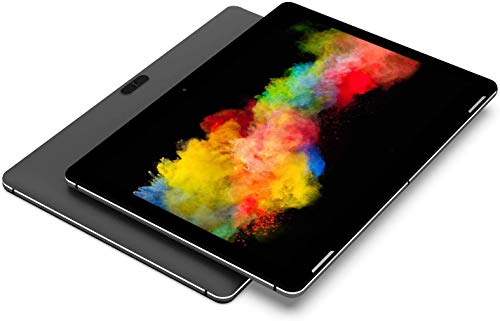 Android Tablet 10 Inch WiFi PC Tablets - Winnovo T10 MT8163 3GB RAM 32GB ROM HD IPS 1280x800 2.0MP+5.0MP Camera Gyroscope Accelerometer Bluetooth HDMI GPS FM Android 9.0 Pie (Black)