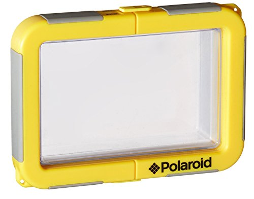 Polaroid Dive-Rated Waterproof Camera Housing - Protects Virtually Any Ultra Compact