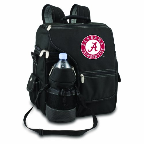 Alabama Bottle Insulated (PICNIC TIME NCAA Alabama Crimson Tide Turismo Insulated Backpack Cooler)