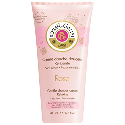 Roger & Gallet Rose Gentle Shower Cream (Gallet Rose Body Lotion)