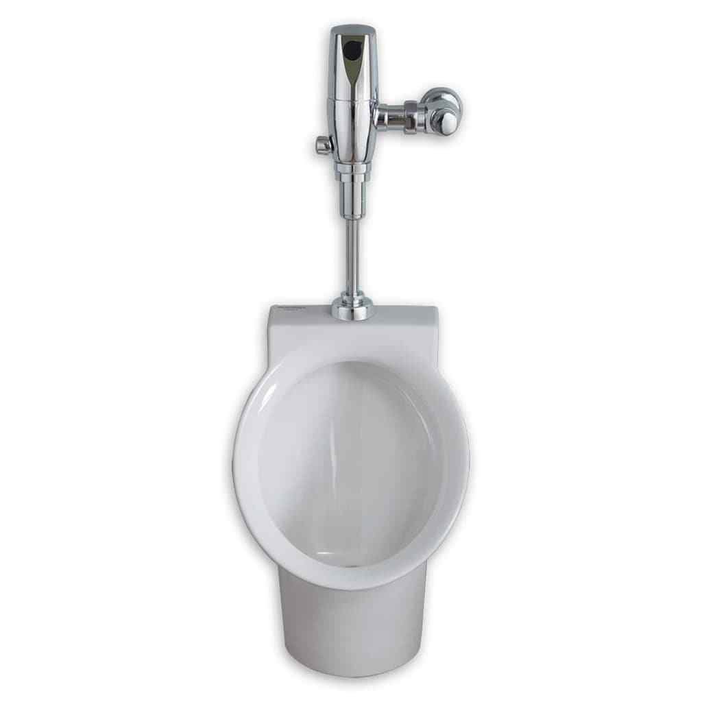 American Standard 6042001EC.020 Decorum 0.125 GPF High Efficiency Urinal with Top Spud, White