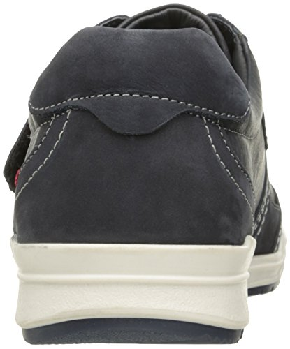 Ara Heren Tyler Fashion Sneaker Navy Nubuck