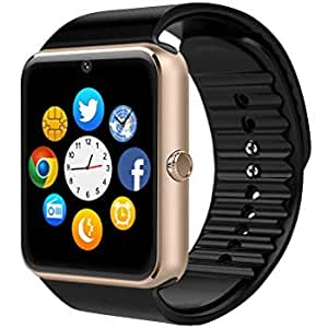 pcjob Smart Watch Bluetooth GT08 Android iOS con cámara ...