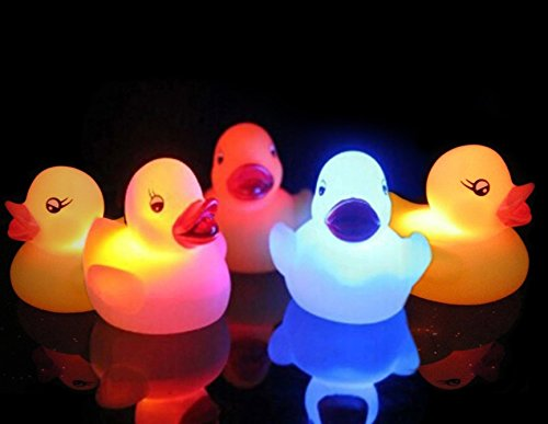 Led Light Up Ducks - 3