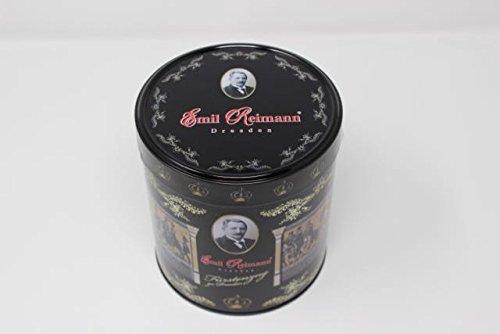 Emil Reimann Elisen Lebkuchen Gingerbread Black Luxury Gift Tin 240g - 8.5Oz