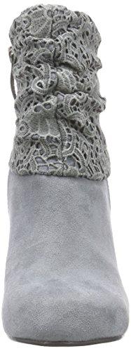 Tamaris 25324 - Botas Mujer Gris - Grau (GREY 200)