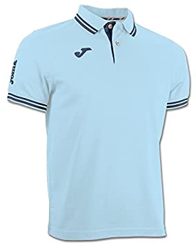 Joma 3007S13.35 Polo Homme Royal FR : M (Taille Fabricant : M) TWLZz80VUO