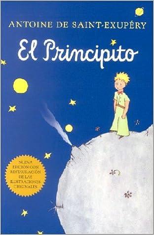 El Principito Spanish Harvest Book Amazon De Antoine