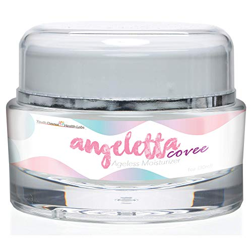 Angeletta Covee – Revitalizing Moisturizer – Ageless Night Cream – Help Reverse the appearance of aging protect the skin from further damage – Formulated with top quality anti aging actives