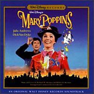 Mary Poppins An Original Walt Disney Records Soundtrack 1964 Film