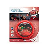 "Philips Disney Cars LED Night Light (2 Pack) & Cars 10"" Kids Table Lamp w/ Shade"