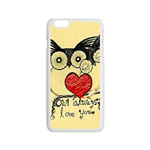 Lovely owls unique durable fashion Cell Phone Case for Iphone 6