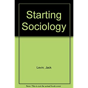 Starting Sociology