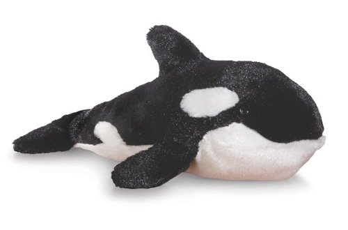 Webkinz Orca Whale
