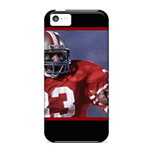 ErleneRobinson Iphone 5c Durable Cell-phone Hard Covers Support Personal Customs Stylish San Francisco 49ers Skin [mXP2342GbOC]