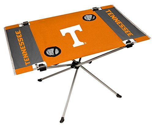 Jarden Sports Licensing NCAA Portable Folding Endzone Table, 31.5 in x 20.7 in x 19 in