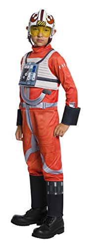 Rubie's Star Wars Classic X-Wing Fighter Pilot Child's Costume, Small]()