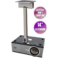Projector Ceiling Mount for Crenova BL88 XPE460 XPE470