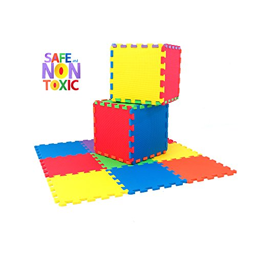Children Play Mat Kids Exercise Mat Foam Floor Puzzle