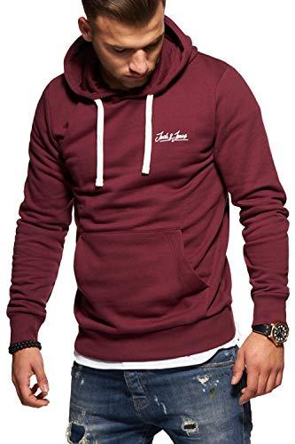 Capuche Port À Sweat Jones Royale Unicolore Homme Streetwear Basic Jack Sweatshirt amp; Pullover PqISgI