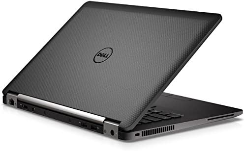 Dell Latitude E7470 14in Laptop, Core i5-6300U 2.4GHz, 8GB Ram, 256GB SSD, Windows 10 Pro 64bit (Renewed) WeeklyReviewer