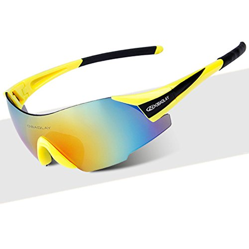 My.Monkey Outdoor Cycling Goggles Fashion Rimless Polarized Sport - The To Best Ray Bans Is Place Where Buy