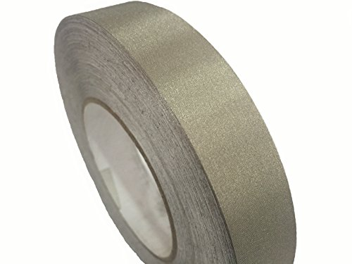 JWtextec Conductive Tape EMI Shielding Plain Style Copper/Nickel Coating Fabric 30mm X 50M (1.182Inch X - Charlotte Outlets Map