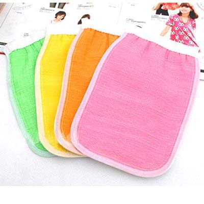 Scrubber Glove - Special Offer Designer Shower Exfoliating Wash Skin Spa Bath Gloves Massage Loofah Scrubber Lb - Small Dishwashing Hand Price Silicone Home Scrubber Dishes Gloves Wholesale