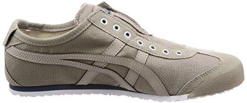 Asics Unisex-erwachsene Mexico 66 Slip-on Sneaker Grau (moon Rock / Moon Rock 9191)