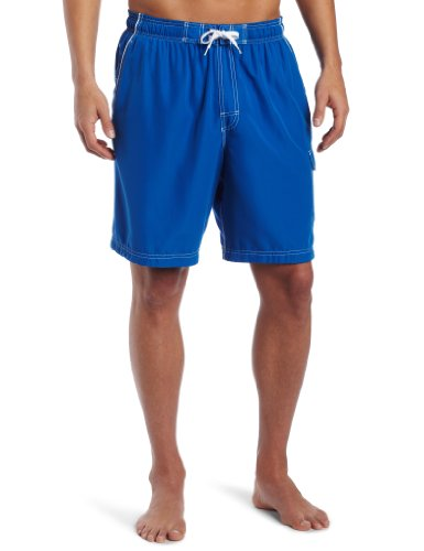Speedo Men's Marina Core Basic Watershorts, Classic Blue, X-Large