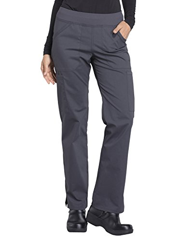 Cherokee Workwear Professionals WW170 Cargo Pant- Pewter- XX-Small by Cherokee Workwear Professionals