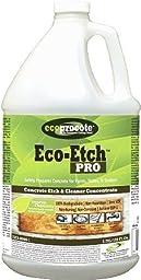 Eco-Etch Pro Concrete Etcher & Cleaner, 1 Gal
