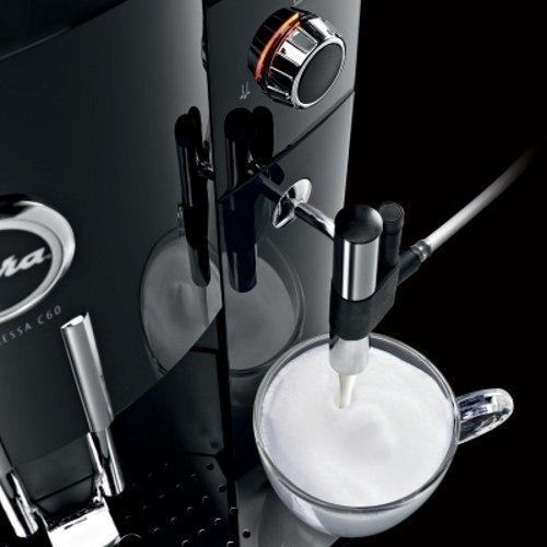 Jura Impressa C60 Piano Black Combination Espresso Machine