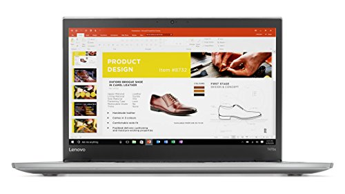 Lenovo ThinkPad T470s Touch Windows 10 Pro LTE 4G Laptop - Intel Core i7-7600U, 12GB RAM, 512GB PCIe NVMe SSD, 14