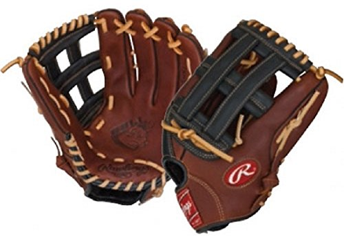 Rawlings B1250H 12.50 Inches Bull Series Baseball Glove by Rawlings