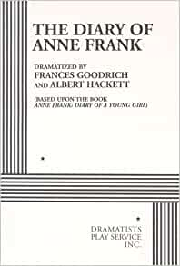 The Diary of Anne Frank Analysis