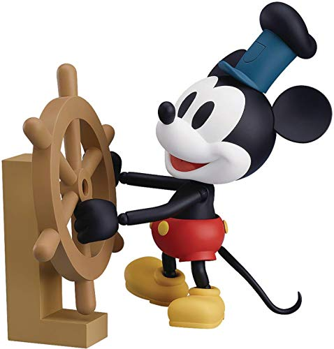 Good Smile Nendoroid Mickey Mouse: 1928 Ver. (Color)