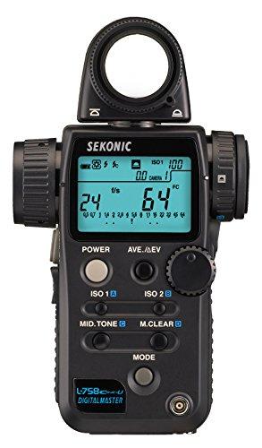 Sekonic L-758Cine-U Digital Master Light Meter