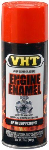 - VHT ESP123007-6 PK Chevy Orange High Temperature Engine Enamel - 11 oz. Aerosol, (Case of 6)
